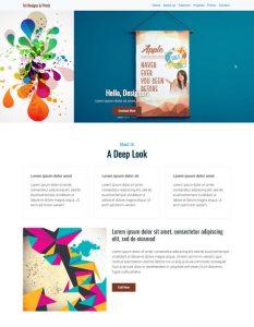 Design and Print web...